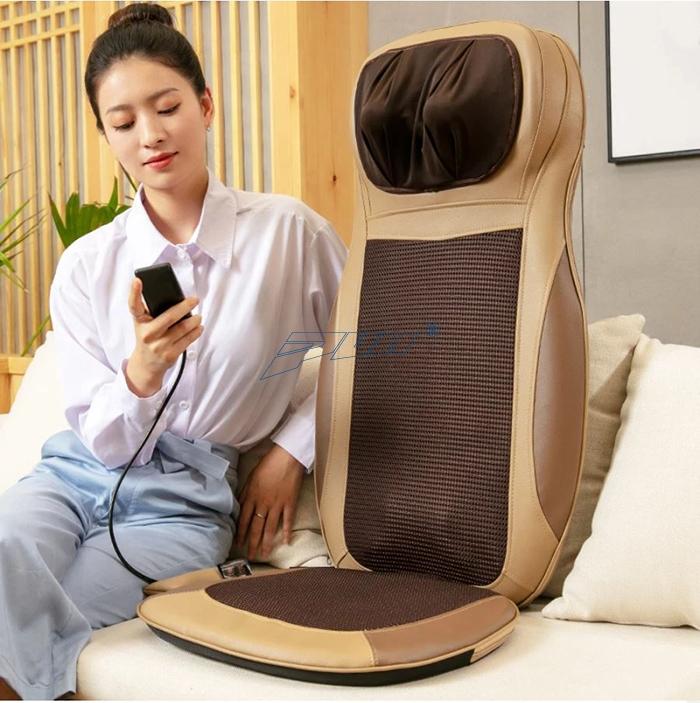Ghế masage Puli PL-802B xoa bóp hiệu quả