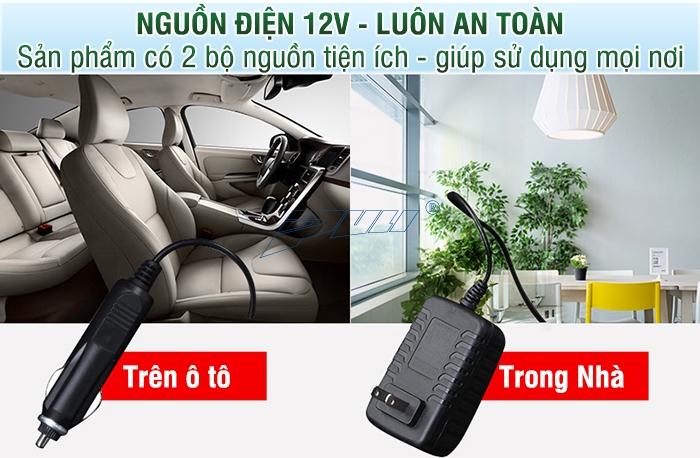 Ghế masage Puli PL-802B sử dụng được mọi lúc mọi nơi