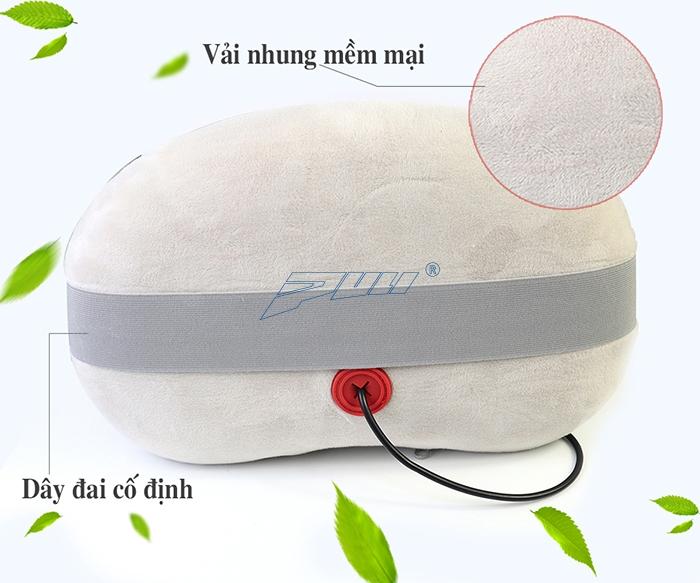 Gối massage Puli PL-817B chất lượng bền đẹp