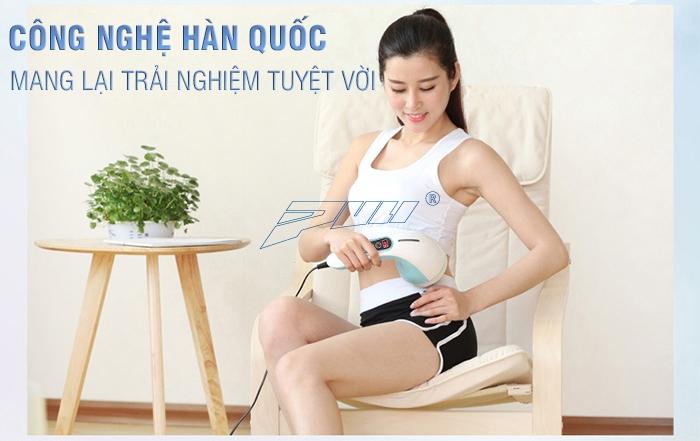 máy massage bụng cầm tay Puli PL-607AC3
