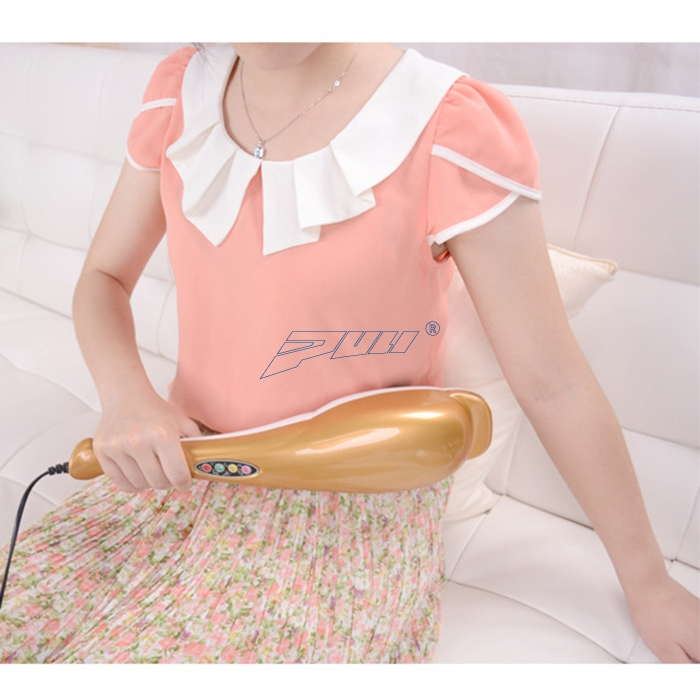 máy massage cầm tay dễ cầm Puli PL-606B