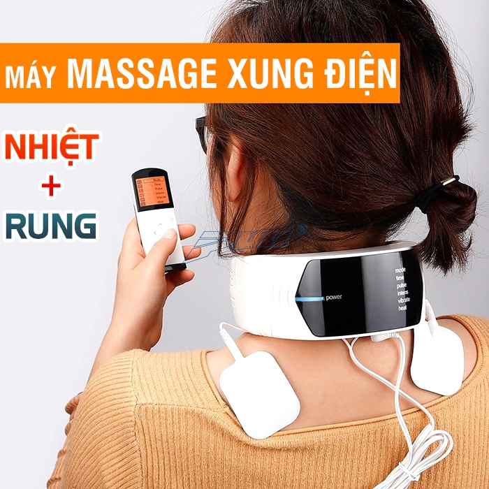 Máy massage cổ Puli PL-758