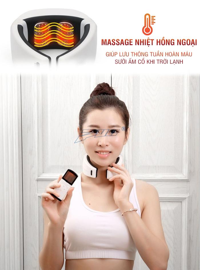 Máy masage cổ Puli PL-758