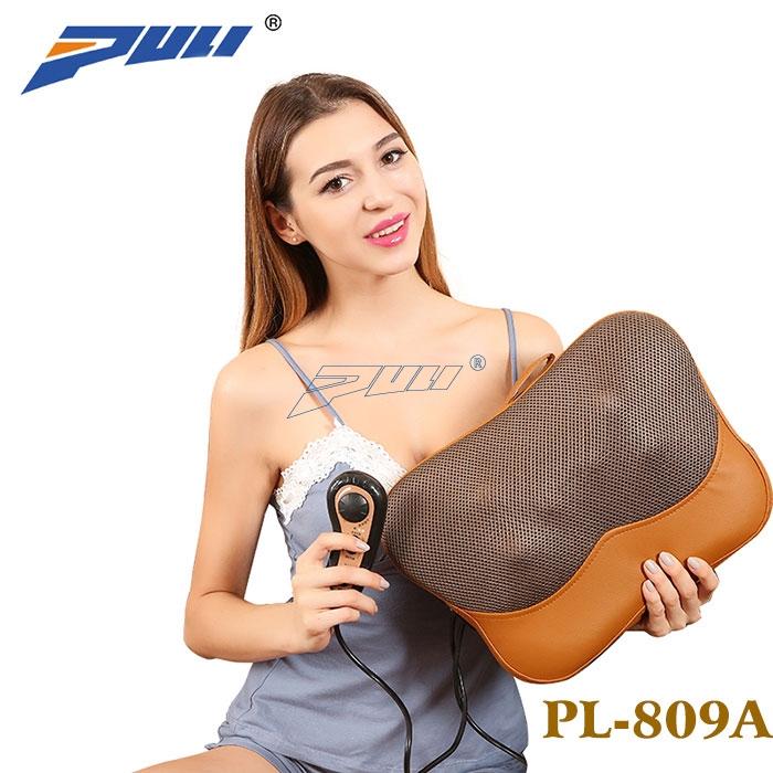 Máy massage lưng hồng ngoại 8 bi Puli PL-809A
