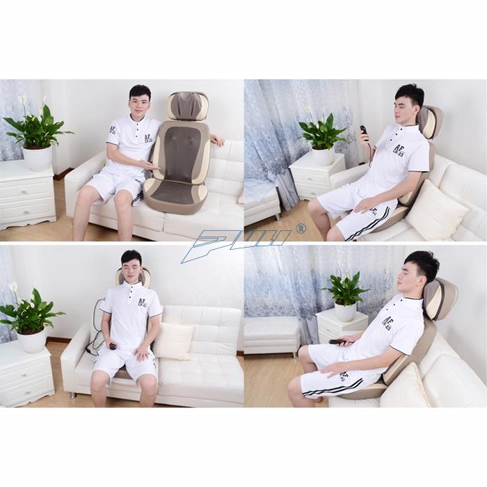 Ghế massage lưng cao cấp Puli PL-887
