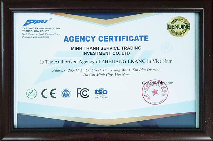 CTY Minh Thành nhà phân phối độc quyền thương hiệu Puli tại Việt Nam