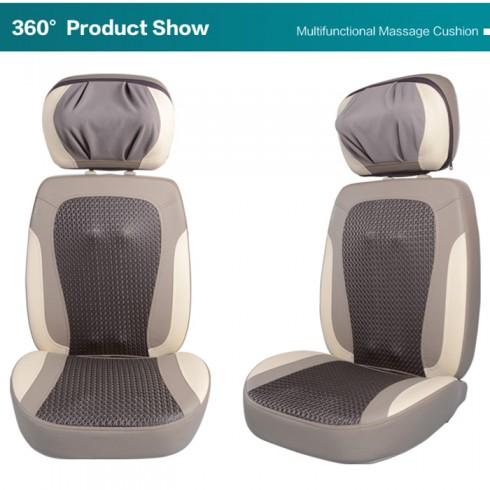 Ghế massage lưng cổ vai gáy hồng ngoại cao cấp Puli PL-887