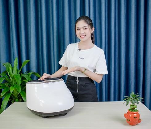 Máy massage chân áp suất khí Puli PL-8855